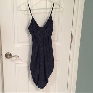 Micro Dot Day Dress M/L